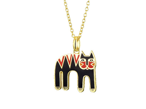 Laurel Burch™ Magicat Pendant - NEW!!!