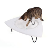 White Tripod Cat Lounger