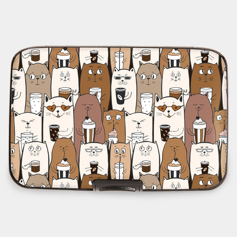 Cocoa Cats Armored Wallet - NEW!!!