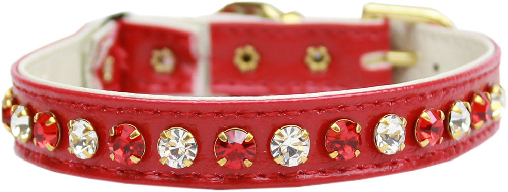 Deluxe Cat Breakaway Collar with Austrian Crystals - Many Colors Available - NEW!!!
