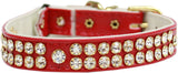 Swank Cat Breakaway Collar with Austrian Crystals - Many Colors Available - NEW!!!