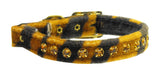 Animal Print Cat Safety Collar - Four Animal Patterns Available - NEW!!!