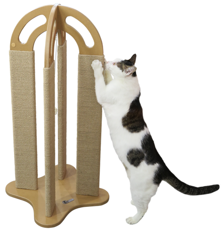Arched Multi-Surface Scratching Post  NEW LOWER PRICING!!!