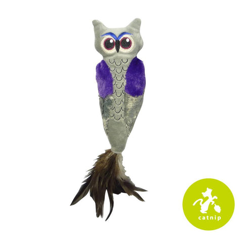 Mad Cat Owl Kicker Catnip Toy - NEW!!!