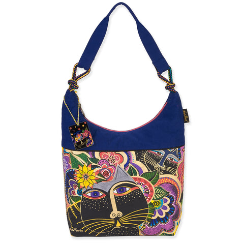 Laurel Burch™ Carlotta's Cats Medium Scoop Tote - NEW!!!