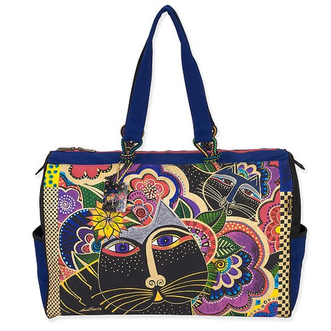 Laurel Burch™ Carlotta's Cat Travel Bag - NEW!!!