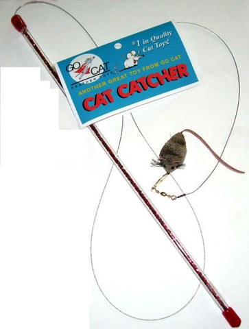 Cat Catcher Interactive Wand Toy