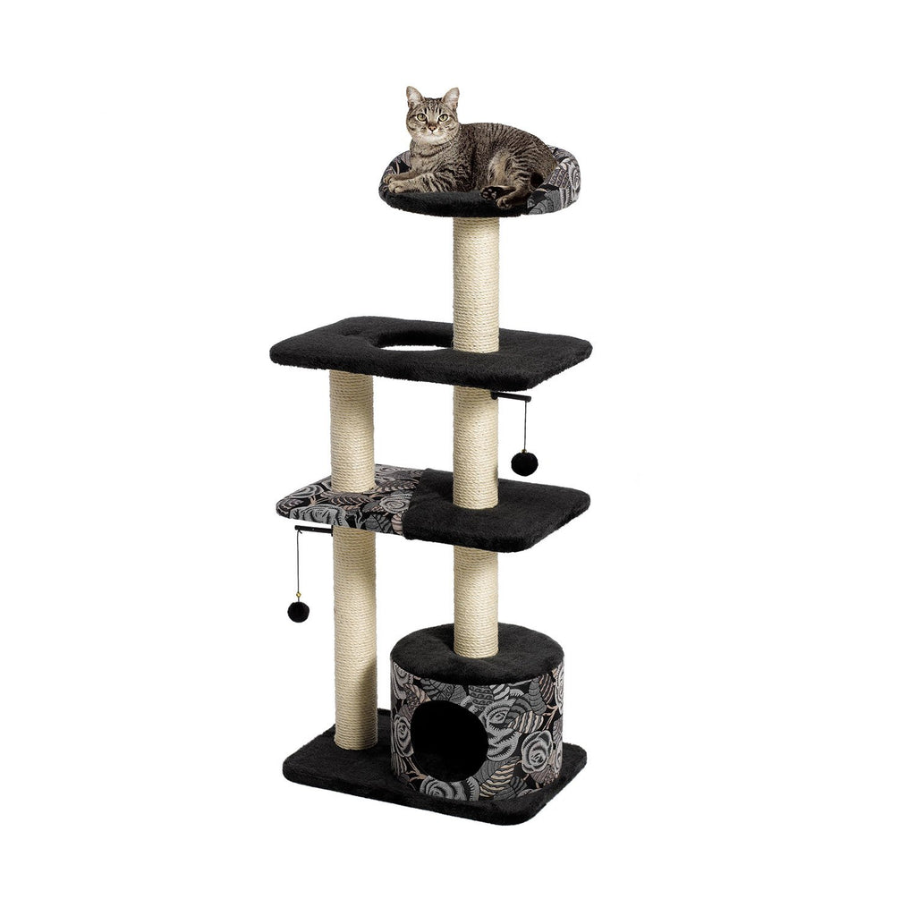Feline Nuvo Catitude Cat Tower
