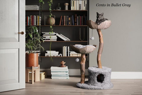 Cento Cat Tree for ALL SIZE CATS - NEW!!!
