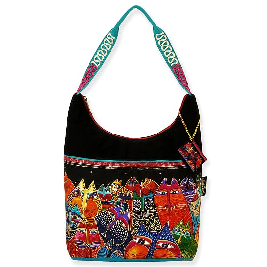 Laurel Burch™ Fantasticats Medium Scoop Bag