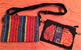 Laurel Burch™ Feline Friends Crossbody Bag