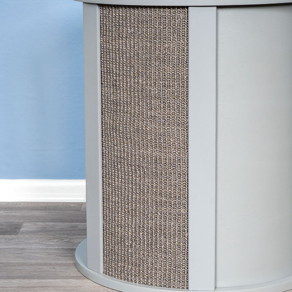Purrrrfect End Table Replacement Cushion and Replacement Sisal Weave Panels
