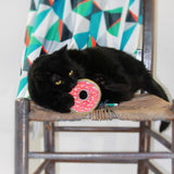 The Original Catnip Donut