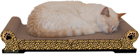 Scratch N Shapes Large Lounger - Jaguar