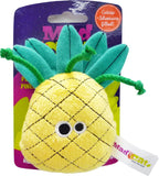 PURRfect Pineapple Catnip/Silvervine Toy - NEW!!!