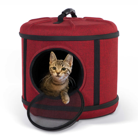 Mod Cat Capsule Combination Bed and Carrier - NEW COLORS!