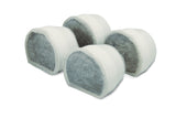 Drinkwell Butterfly Cat Drinking Fountain Replacement Filter Packs - Foam and Charcoal