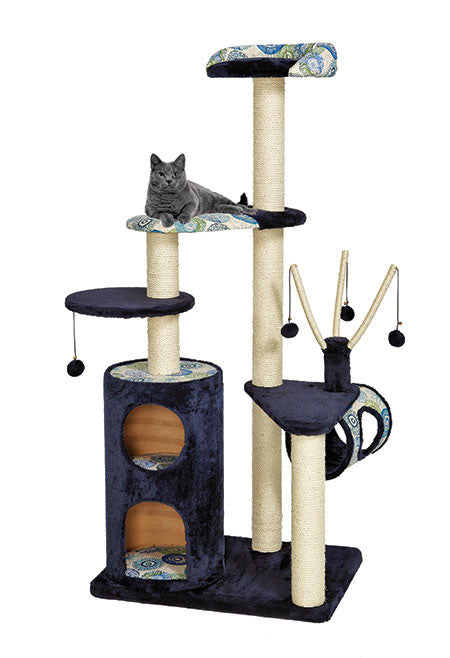 Feline Nuvo Playhouse Cat Activity Center - NEW!!!