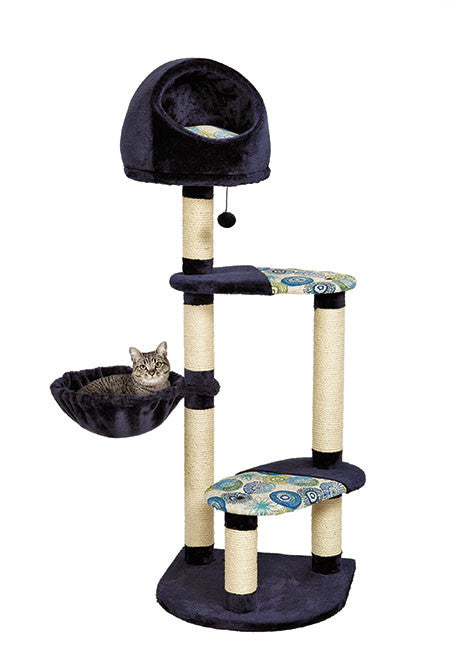 Feline Nuvo Resort Cat Tree and Play Center - NEW!!!