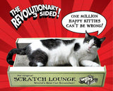 Original Scratch Lounge - Combination Scratching Pad, Bed and Playground
