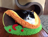 Taco Cat Bed and Play Space - LOW STOCK!!!