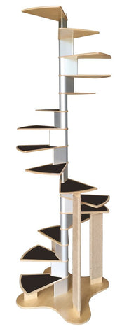 Spiral Cat Staircase - NEW!!! - SPECIAL HOLIDAY PRICING!