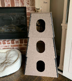 Happystack® Cat Condo - Square Model - NEW - 4 Colors Available!!!