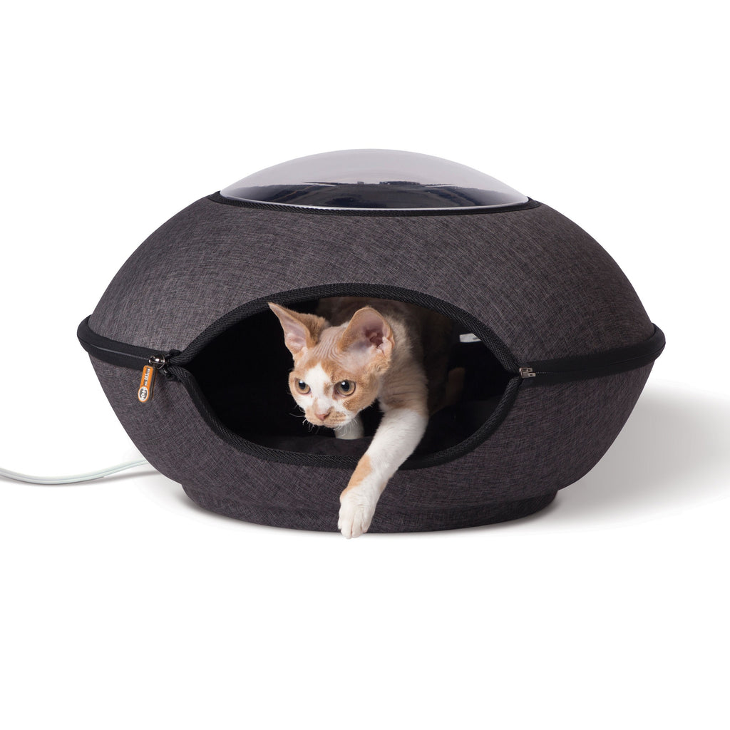 Thermo-Lookout Cat Pod - Grey - NEW!!!
