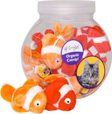 Clownfish Catnip Toys - NEW!!!