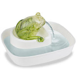 Automatic Fresh Water Frog Fountain for Cats - NEW!!!