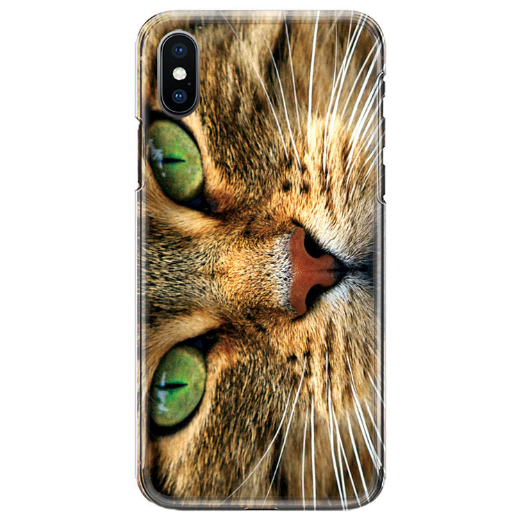 Green Eyed Cat Iphone Slim Case - 2 Sizes - NEW!!!