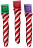 Catnip Candy Cane Sticks - OUR MOST POPULAR HOLIDAY TOY!
