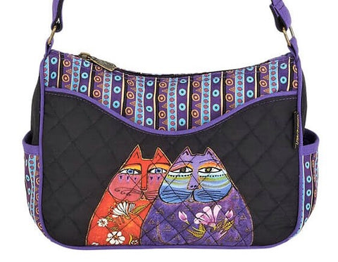 Laurel Burch™ Two Wishes Cross Body Handbag