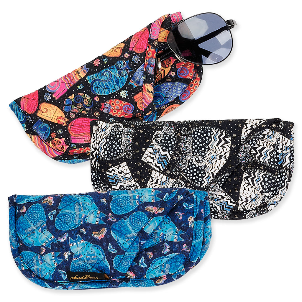 Laurel Burch™ Felines Eyeglass Pouch - NEW!!!