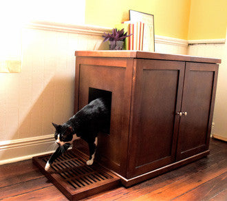 Refined Feline Litter Box - Extra Large Size