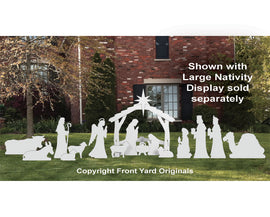 All Three Large Nativity Add-On Sets