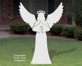 Large Outdoor Praying Angel