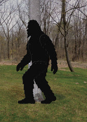 All-Weather Bigfoot Yard Display