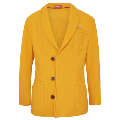 Yellow Duffle Corto