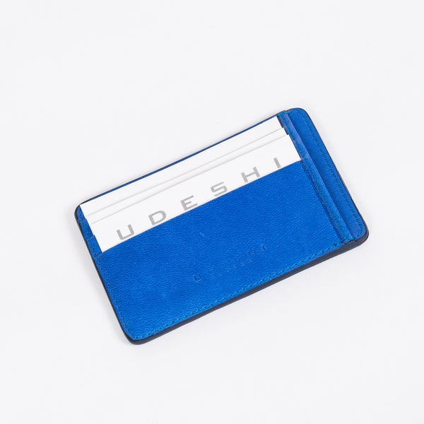 Stingray 5-card Case Blue