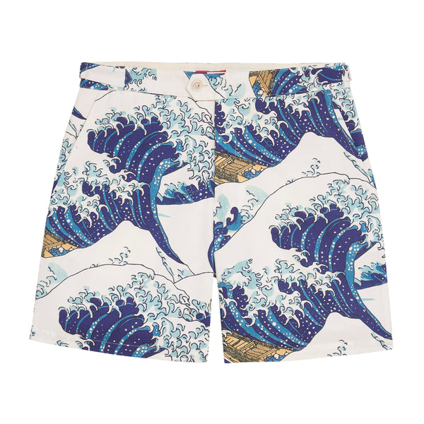 The Great Wave Shorts