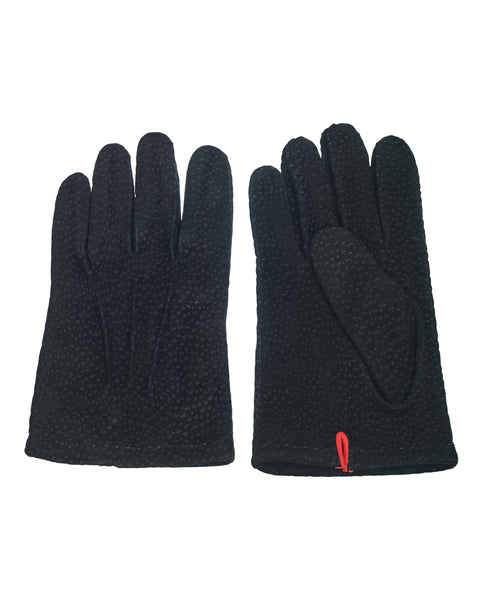 Peccary Gloves Black