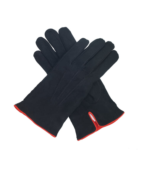 Reindeer Gloves Black