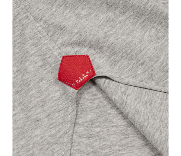 Italian Fine Knit Shirt Grey