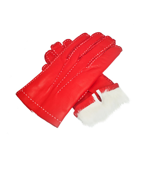 Capeskin Gloves Red