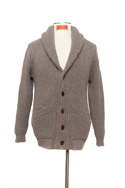 Shawl Cardigan (Cinammon)