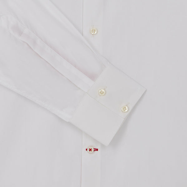 Italian 200/2 Ply Shirt White