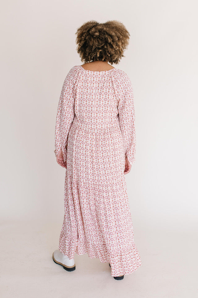 The Maypole Midi Dress
