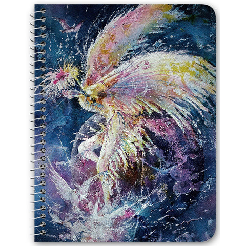 "Notebook - ""Dance In Flight"""