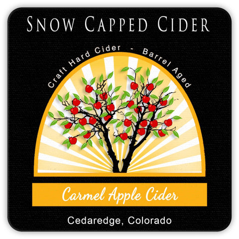Coaster - Carmel Apple Cider